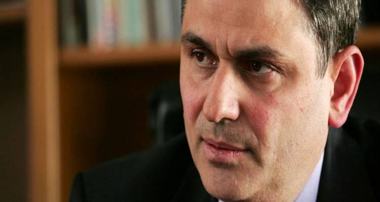 Ο πρώην υπουργός Οικονομικών Φίλιππος Σαχινίδης στον Fm 100 (mp3)